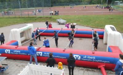 Sporttag an der BBS Springe